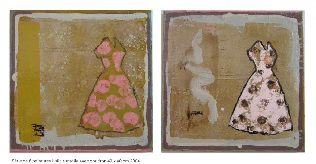 Deux peintures