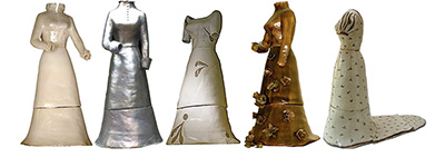 Les grandes robes céramique